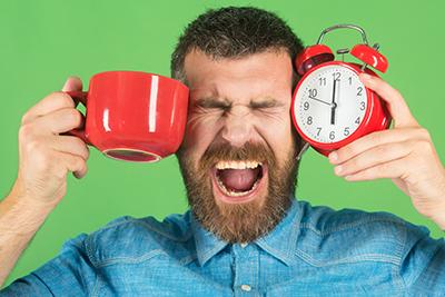 Dormir bien para ser mas productivo