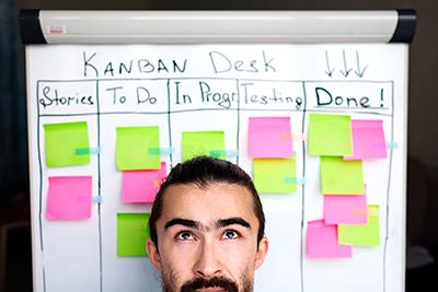 kanban - Innovación y transformación digital