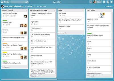 Trello, una herramienta perfecta para planificar tus juntas de propietarios